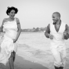 Swiss Wedding on the beach in Sicily. A Breath of sea breeze at Pappafico, Sampieri, for Tamara e Francesco.