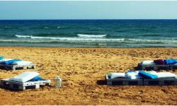 Il tuo matrimonio sulla Spiaggia di fronte al mar Mediterraneo
