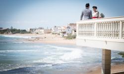 """Destination Wedding Sicilia! Un matrimonio Romantico nei luoghi del """"Commissario Montalbano"""""""