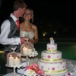 wedding cake fiocchi di riso