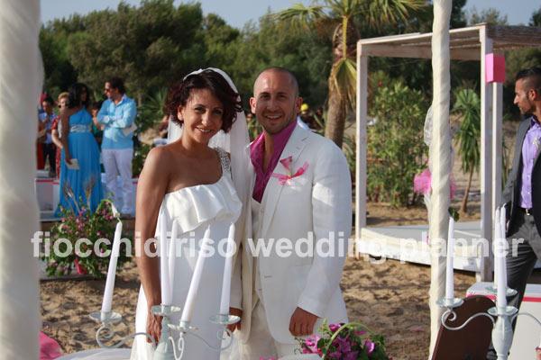 wedding beach sicily