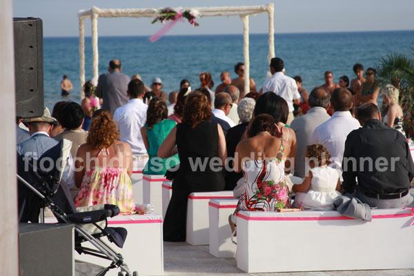 Matrimonio Spiaggia Sicilia : Tamara e francesco sposi sulla spiaggia di sampieri