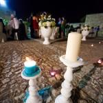 candelabri wedding