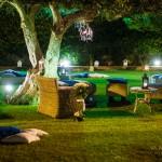 allestimento giardino wedding