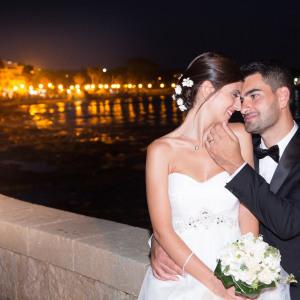 B&W Wedding photografer