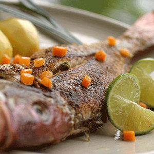 pranzo a base di pesce matrimonio