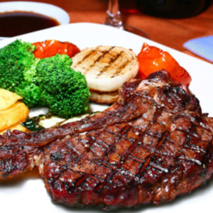pranzo matrimonio a base di carne