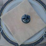 segnaposti in ceramica