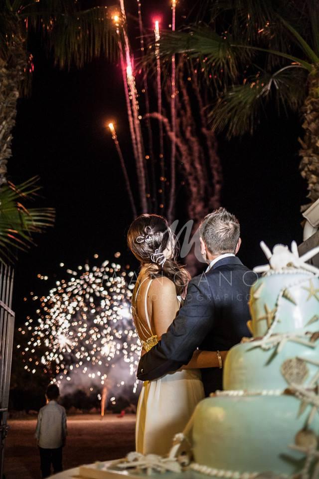 wedding on the beach fiocchi di riso 12