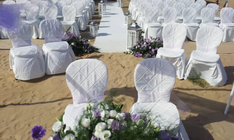 wedding on the beach fiocchi di riso 2