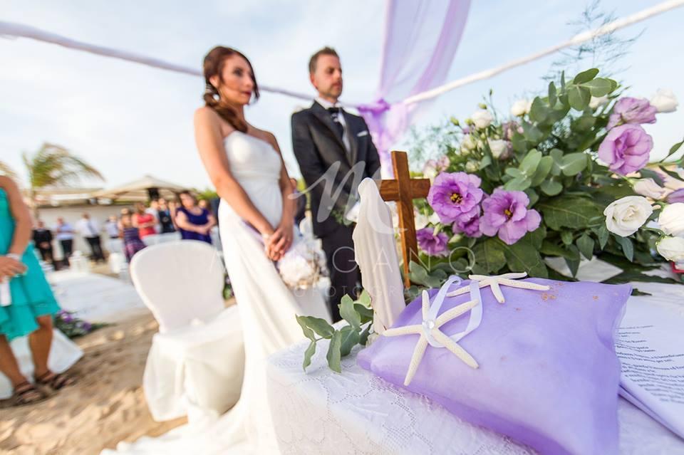 wedding on the beach fiocchi di riso 7