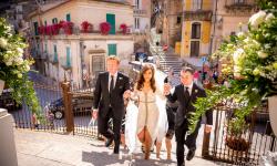 """I do"". Destination Wedding Ragusa Ibla, beautiful baroque city in Sicily"