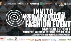 Moda&Architettura filiera del Fashion System