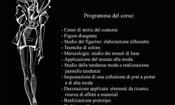 Marco Strano fashion Lab. Aperte le iscrizioni a Catania